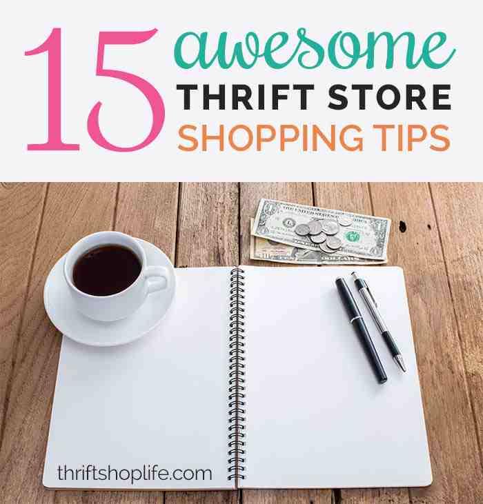thrift-store-shopping-tips